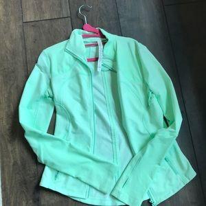 LULU LEMON track jacket